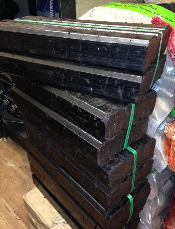 New: Smokeless Irish Peat Blocks