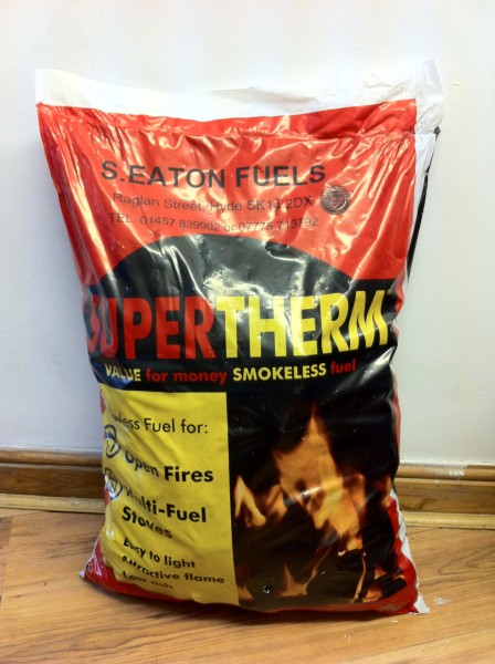 Supertherm - Pre-packed 20Kgs