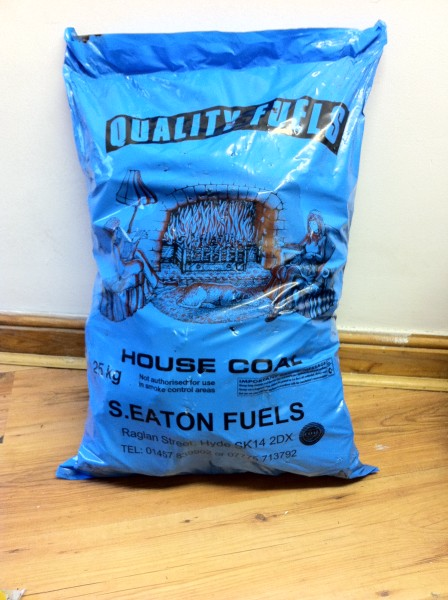 House Coal - Pre-packed 20Kgs