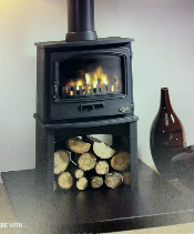 Tiger Clean burn Defra Approved Multifuel stove