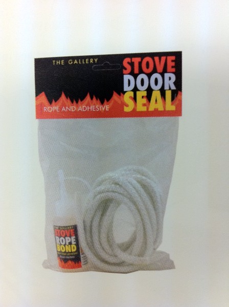 Stove door seal