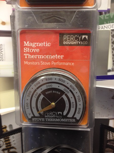 Stove Thermometer