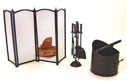 Complete Fireside Starter set