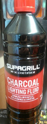 1 litre charcoal lighting fluid